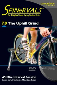 Spinervals Competition DVD 7.0 - The Uphill Grind