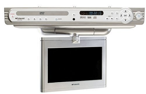 Polaroid FDM 0700A 7 Under The Cabinet LCD TV DVD Combo