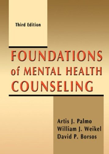 essays on mental health counseling Free essay: it is also important to maintain a professional relationship with clients a mental health counselor in the state of florida can expect to earn.