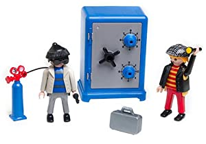 Playmobil Safe Crackers (Thieves)