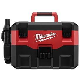 Milwaukee 0780-20 28-Volt Cordless Wet/Dry Vacuum