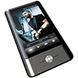 Coby MP837-8G 3 Inch Touchscreen 8GB Video MP3 Player - Black