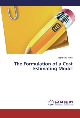 the-formulation-of-a-cost-estimating-model