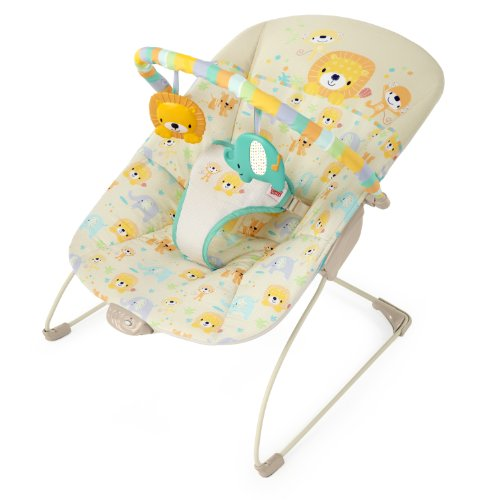 Bright Starts Safari Bouncer, Dots and Spots