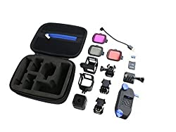 PolarPro Case for GoPro Hero4 Session Camera