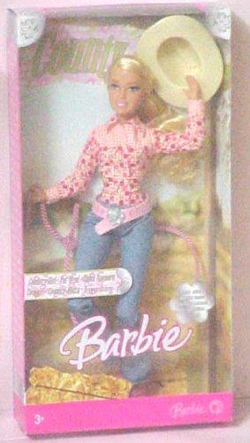 Barbie Far West Country Girl Cowgirl Doll Blonde - Buy Barbie Far West Country Girl Cowgirl Doll Blonde - Purchase Barbie Far West Country Girl Cowgirl Doll Blonde (Barbie, Toys & Games,Categories,Dolls,Fashion Dolls)