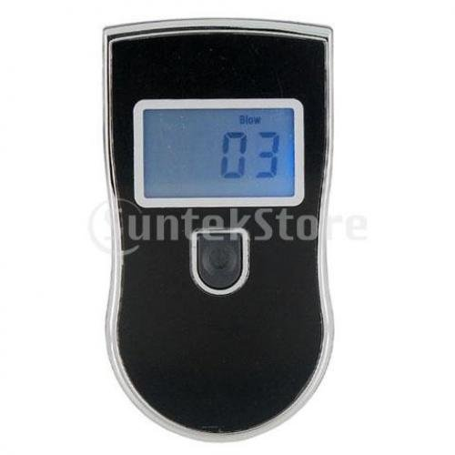 Image of Professional Digital Breath Alcohol Tester - Worldwide (B009ZCF0N6)