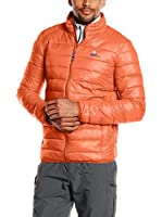 Peak Mountain Chaqueta Guateada Ceking (Naranja)