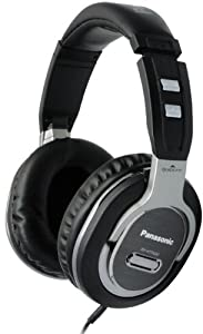 Panasonic RP-HTF600-S Stereo Headphones