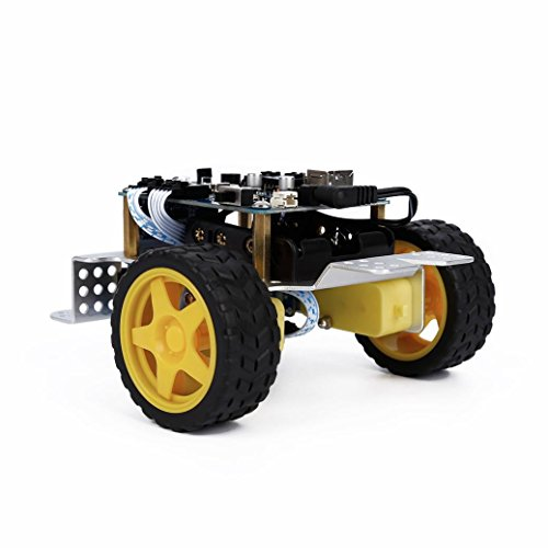 Tiean DIY mBot V1.1 Educational Robot Kit for Kids, Robot Toy designed for education (Hobby Programmable Robots compare prices)