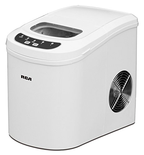 26 Lbs Counter Top Ice Maker, White (Little Freezer compare prices)