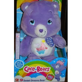Care Bears Sweet Dream Bear  Bonus DVD #11