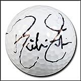 Rickie Fowler Autographed Wilson Golf Ball - Autographed Golf Balls