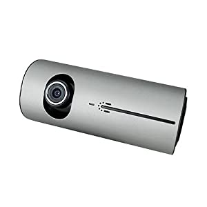 "X3000 Car Black Box 2.7"" TFT Display Dual Camera G-sensor Car DVR with GPS Logger"