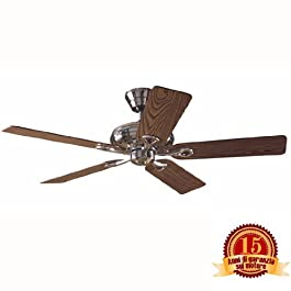 Ventilatore da soffitto Hunter Savoy Lorefar 33053