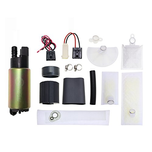 HFP-382 Replacement Fuel Pump with Strainer and Installation Kit (Ford Compass Module compare prices)