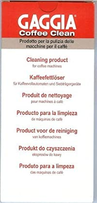 Gaggia Coffee Cleaning Tablet