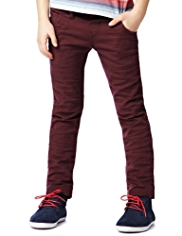 Limited Cotton Rich Skinny Twill Trousers