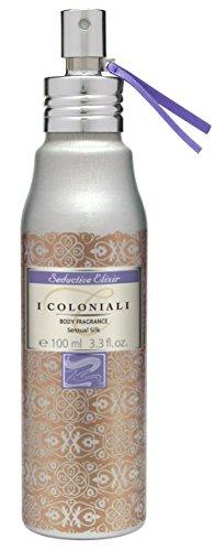 I Coloniali - Seductive Elixir - Sensual Silk Acqua Corpo 100 ml Unisex