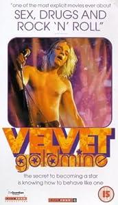 Velvet Goldmine [VHS] [1998]