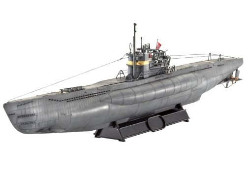 Revell of Germany U-Boat Typ VIIC/41 Plastic Model Kit (Submarine Model compare prices)