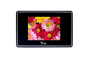 Tivax Scout35 3.50-Inch Portable LCD TV (Black)