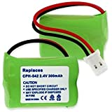Replacement Battery by Empire Vtech 283642, 6191, 6195 CPH-542