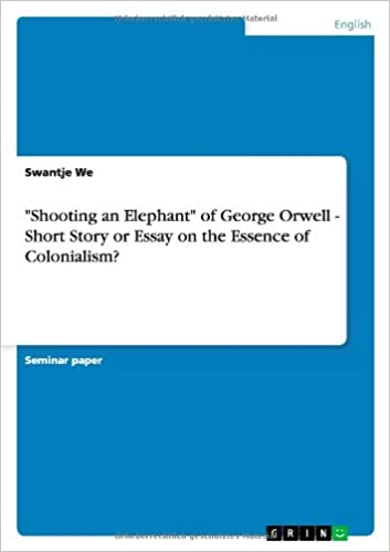 Elephant essays review