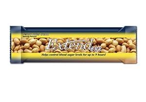 Extendbar Peanut Butter Crunch 141-ounce Bars Pack Of 15 from Extend