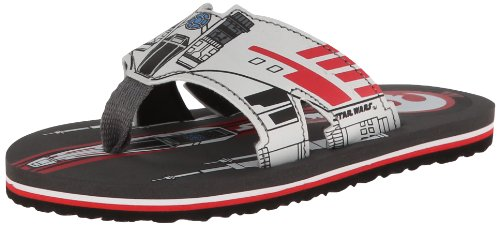 Toddler Boy's Stride Rite 'Star Wars - X-Wing' Sandal Grey/