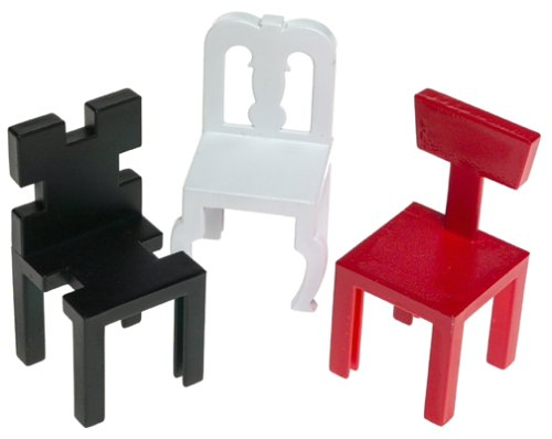 Ideal Chairs Stacking Puzzle Game Toys Games Games Games