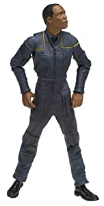 Star Trek Enterprise Ensign Travis Mayweather Action Figure