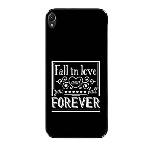 Vibhar printed case back cover for Lenovo A6000 YouFall