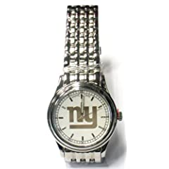 New York Giants NFL Mens General Manager Series Game Time Watch by Game Time