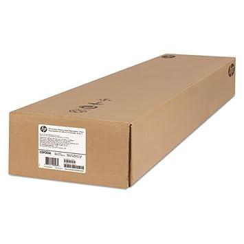 HP - Rouleau de polypropylène adhésif mat - 106,7 cm x 22,9 m - 180 g/m² - C0F20A - Pack 2 bobines