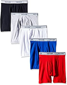 5-Pk. Fruit of the Loom Boys Boxer Briefs