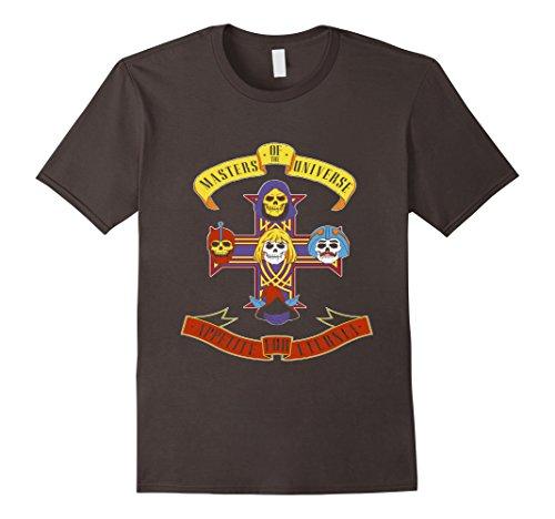 Men's or Women's Appetite For Eternia T-shirt - Asphalt - 5 Colors - S to 2XL