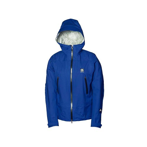 66 Degrees North Women'S Snaefell Jacket, Blue, Small