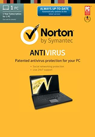 Norton Antivirus 2014 - 1 User / 1 License [Download]