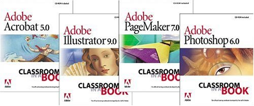Adobe(R) Publishing Collection Bundle (Classroom in a Book)