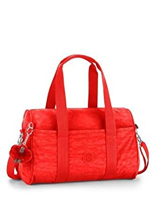 Kipling Practi-Cool Cardinal Red Handbag: Handbags: Amazon.com