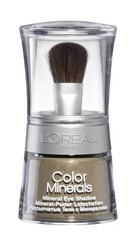 L'Oréal Paris, Ombretto Color Minerals, 08 Olive Doree