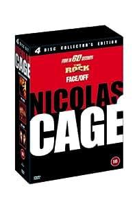 The Nicolas Cage Collection (Box Set) [DVD] [1997]
