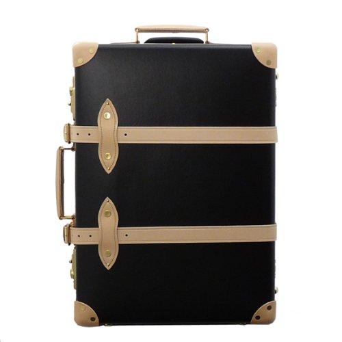 """(グローブトロッター) GLOBE TROTTER スーツケース(21インチ)/2輪タイプ サファリ ブラウン TROLLEY CASE SAFARI 21"""" COLONIAL/NATURAL [並行輸入品]"""