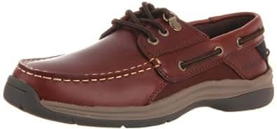 Sebago Men's Helmsman Boat Shoe, Brown, 7 M US