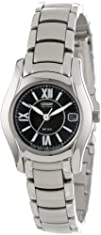 Citizen Womens EW0620-52E Eco-Drive Stainless Steel Watch