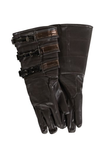 Rubie's Costume Men's Star Wars Clone Adult Anakin Gloves
