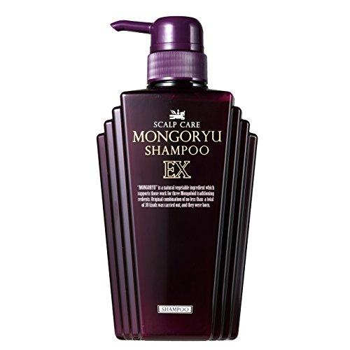 モンゴ流 シャンプーEX 400ml
