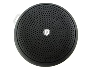 Portable outdoor speakers Mini Bluetooth Speaker wireless speakers Support TF Card Reading and FM Radio (Black)