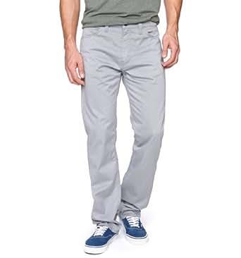 Levis Men's 513 Pants 33W x 32L Grey